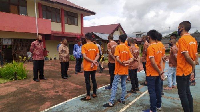 Tak Ada Perayaan Hari Anak Nasional di LPKA Tomohon