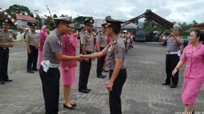 DAFTAR 11 Jenderal Polri yang Naik Pangkat, Nomor Sebelas Putra Asli Manado Lulusan SMA Negeri 7