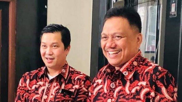 SSK Dukung OD-SK 2 Periode, Apresiasi Pembangunan di Sulut