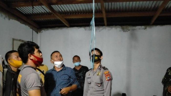 Warga Desa Biontong Ditemukan Tewas Gantung Diri, Polisi Masih Dalami Motif Korban
