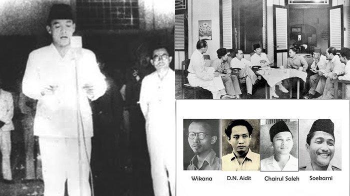 Peristiwa Rengasdengklok sebelum Proklamasi RI 17 Agustus 1945 - 16/08/45