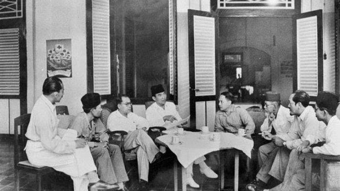 Peristiwa Rengasdengklok Jelang Kemerdekaan RI 1945: Kronologi dan Fakta Penculikan Soekarno-Hatta