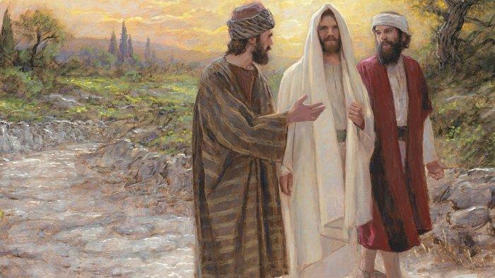 RENUNGAN HARIAN KRISTEN - Berita kebangkitan