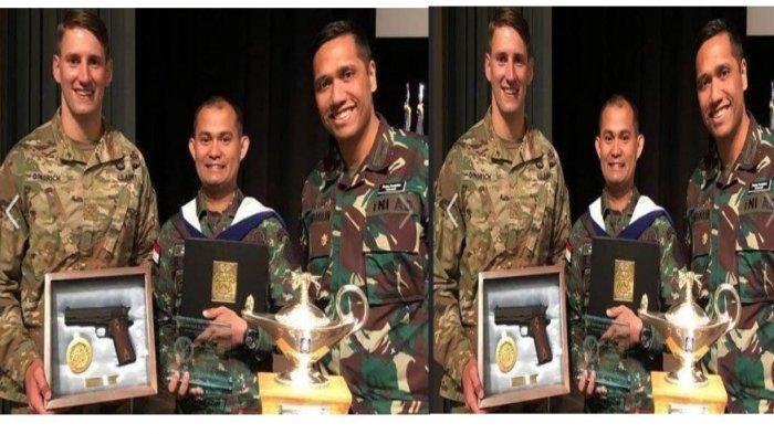 Perjuangan Pedagang Asongan Jadi Perwira TNI AD, Namanya Tercatat Jadi Orang Berpengaruh di Amerika