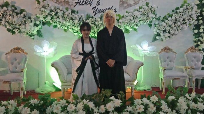 Viral, Pernikahan ala Jepang dengan Sentuhan Lokal di Minut, Ficky: Mendukung DSP Likupang
