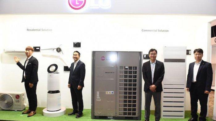 Perkenalkan AC Komersial Multi V 5 Pro, LG Siap Dukung Green City