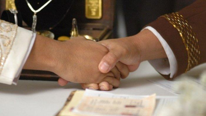 Ilustrasi Pernikahan dini di Buton, Sulawesi Tenggara. Dua siswa <a href='https://manado.tribunnews.com/tag/smp' title='SMP'>SMP</a> <a href='https://manado.tribunnews.com/tag/menikah' title='menikah'>menikah</a>.