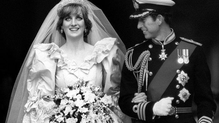 Pernikahan Putri Diana dan Pangeran Charles