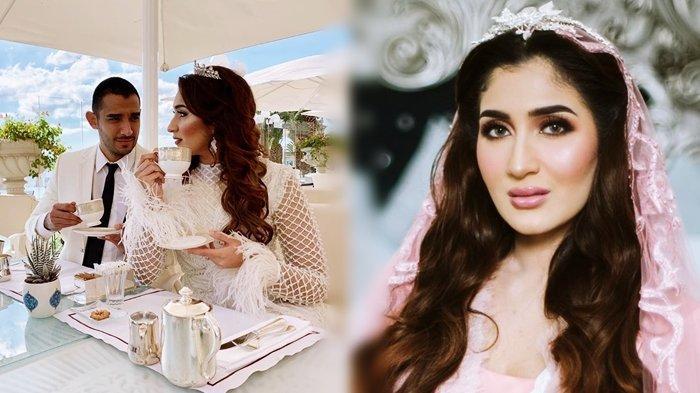Pernikahan Tania Nadira