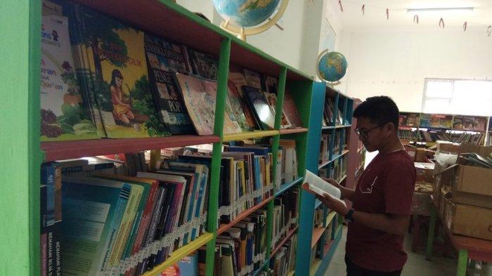 Minat Baca Masyarakat Kotamobagu di Perpustakaan Daerah Rendah