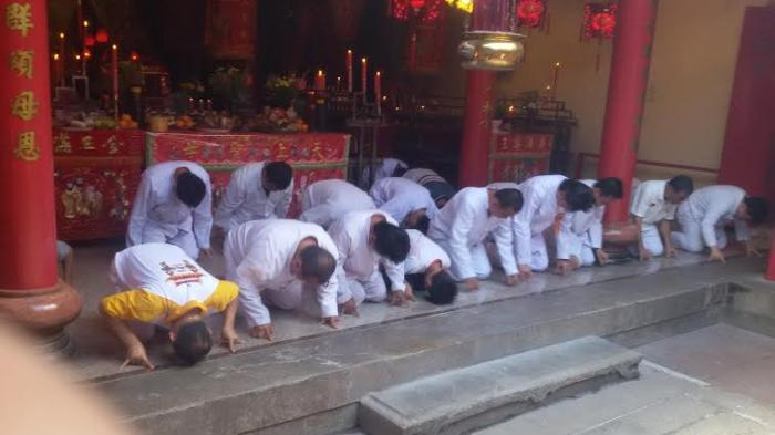 Tradisi Unik Poa Pwe di Klenteng Ban Hin Kiong, Berusia Ratusan Tahun, Penentu Prosesi Cap Go Meh