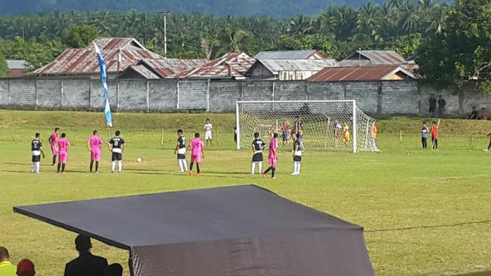 Hadapi Porprov ke XI Sulut, PSSI Bolmong Mulai Seleksi Pemain Persibom