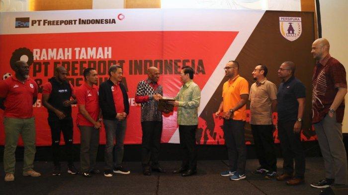 Persipura Jayapura Sumbang Subsidi PT Liga Indonesia Baru ke Satgas Covid-19 Nasional
