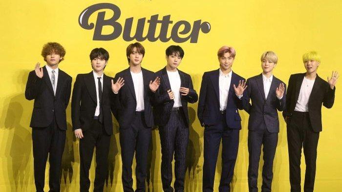 Lagu Butter Milik BTS akan Diputar di Final Euro 2020