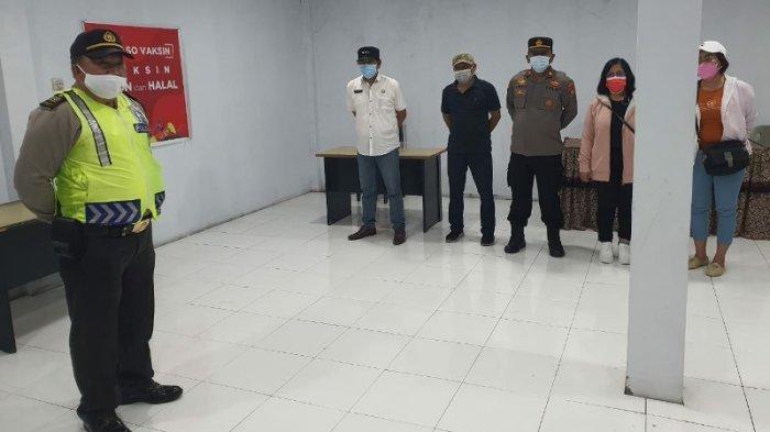 Awal Juni, Polsek Malalayang Manado Dapati Puluhan Pelanggaran Kamtibmas dan Prokes