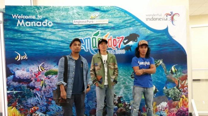 Slank Tiba di Sulut, Siap Hentak Manado Fiesta Selasa Esok