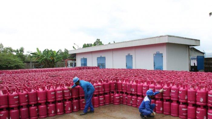 Promo Pertamina, Tukar Tabung LPG 3 Kg dengan Bright Gas, Diskon Rp 135 Ribu