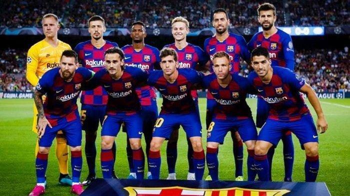 Barcelona Menanti Lawan pada Babak 16 Besar Liga Champions