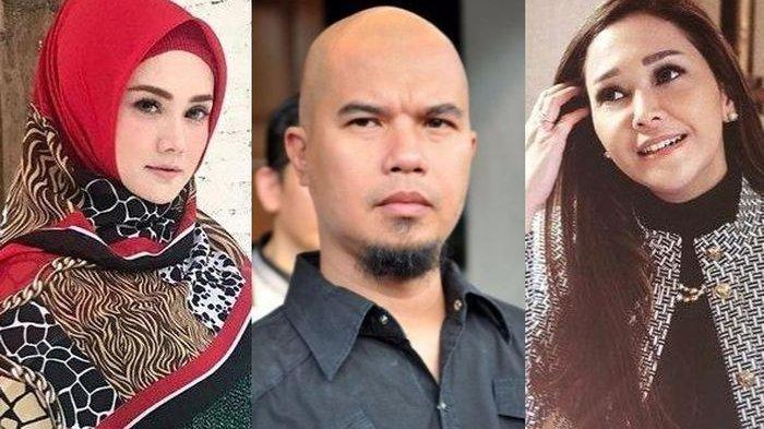 Video Kebersamaan Ahmad Dhani dan Maia Estianty di Posting Mulan Jameela di Instagramnya
