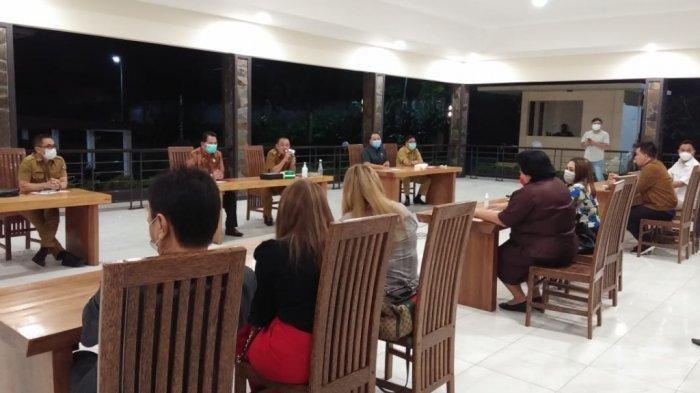 Pemkot Tomohon Terima Sejumlah Masukan Penting dari Anggota DPRD Sulut Dapil Minahasa Tomohon