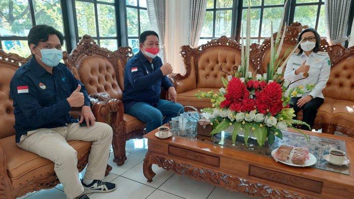 UPT BP2MI Manado dan Bupati Bolmong Bahas Peluang Kerja ke Luar Negeri