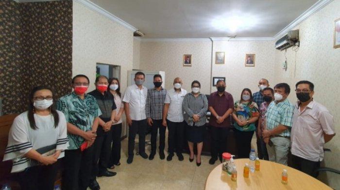 DPRD Minahasa Studi Banding di PD Pasar Manado, Roeroe Beber Pendapatan Naik 100 Persen
