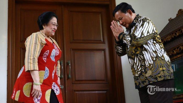 Megawati Panggil Prabowo Sahabat, Pengamat: Tinggal Tunggu Waktu yang Tepat