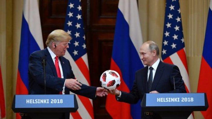Hasil Survei Mencatat Dunia lebih Percaya Xi Jinping atau Putin Dari Pada Trump