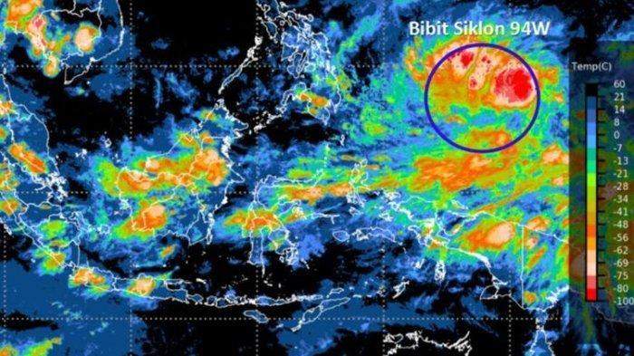 CUACA Ekstrim Sementara Terjadi Selasa 13 April 2021, Sulawesi Utara Perlu Waspada Banjir Bandang