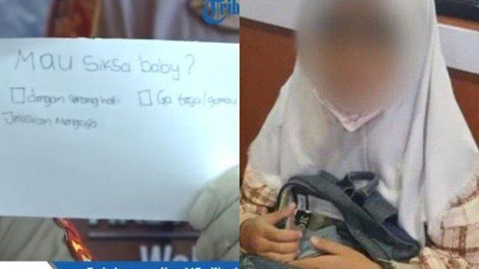 Pesan 'Mau Siksa Baby' dari ABG Pembunuh Bocah 6 Tahun Disorot, Tetangga Ungkap Situasi Rumah Pelaku