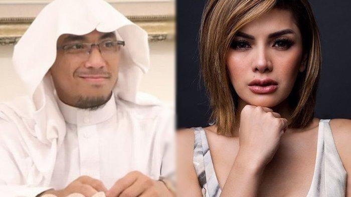 Ustaz Maaher (alm) dan Nikita Mirzani