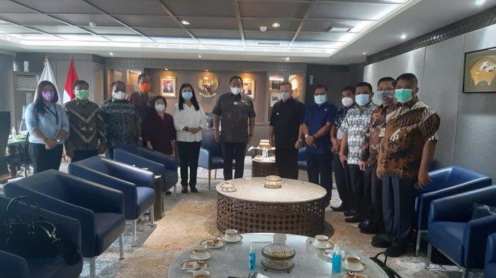 Begini Pesan Wakil Wali Kota Wenny Lumentut kepada 11 Pejabat Calon Sekkot Tomohon