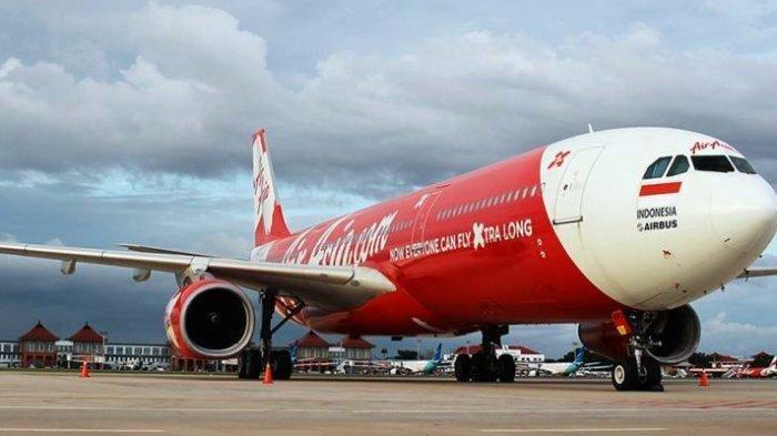 Semua Penerbangan AirAsia dari dan ke Wuhan China Dibatalkan, Diisolasi karena Virus Corona