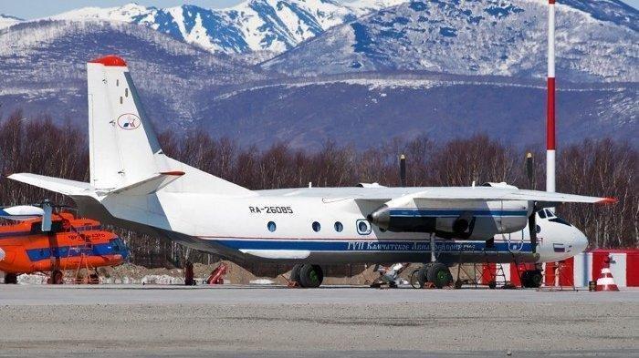 KECELAKAAN Pesawat Antonov An-26, Tabrak Tebing Saat Siap Mendarat, Tak Ada yang Selamat
