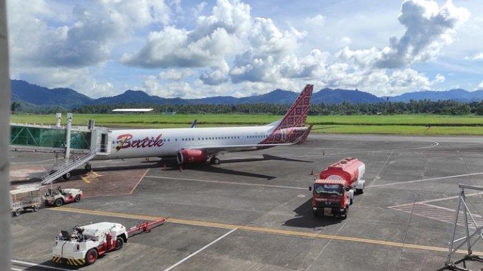 Januari 2021,Penerbangan di Bandara Sam Ratulangi Manado Capai 1.172 Kali