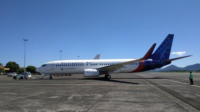 Kabar Terbaru Sriwijaya Air, Penuhi Standar Penerbangan, Komit Beri Pelayanan Terbaik
