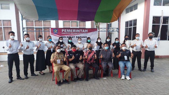 SKD CPNS Bolmong Ditutup, 182 Peserta Capai Passing Grade