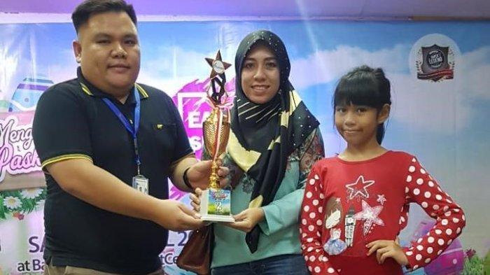 Peserta Muslim Jadi Pemenang Lomba Menghias Telur Paskah di itCenter