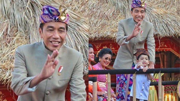 Joko Widodo HUT ke-58, Jokowi: Saya Tak Pernah Merayakan