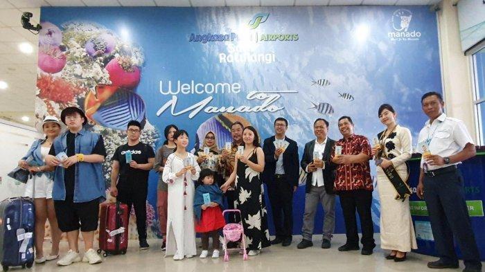 Kedubes Republik Rakyat Tiongkok Luncurkan Peta Wisata Turis Tiongkok di Manado