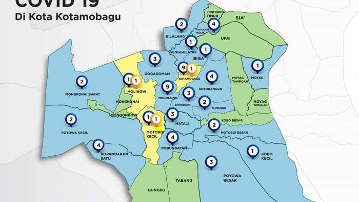 Jumlah ODP di Kotamobagu Bertambah Jadi 62, Warga Diminta Kurangi Beraktivitas di Luar Rumah