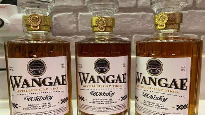 Captikus dari Desa Wanga Minahasa Selatan bakal Mendunia dengan Merek Wangae