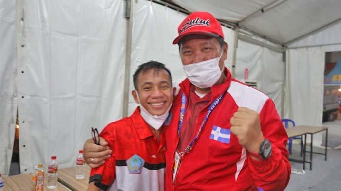 Petinju Sulut Juan Abas Melaju ke Final Nomor 46 Kg PON XX Papua 2021