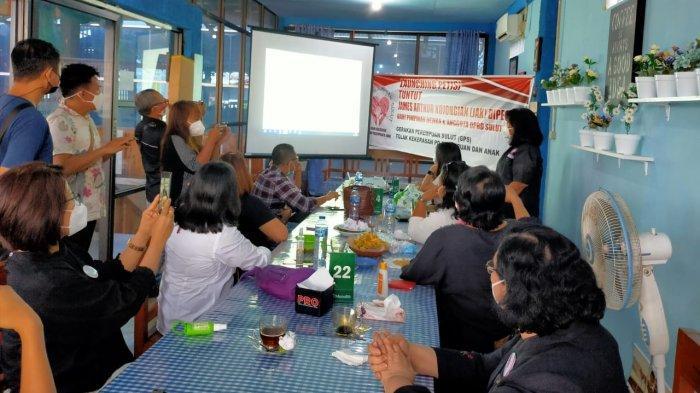 Joice Worotikan Cs Galang Organisasi Perempuan Tolak JAK di DPRD Sulut, 22 Organisasi Menyurat ke PG