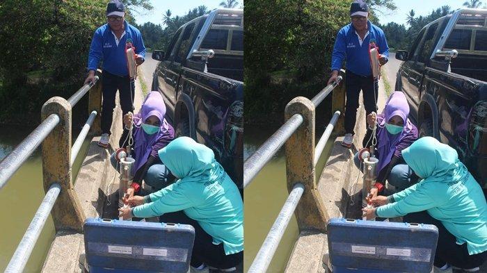 BREAKING NEWS, Tiga Sungai di Bolmong Terdeteksi Mengandung Merkuri