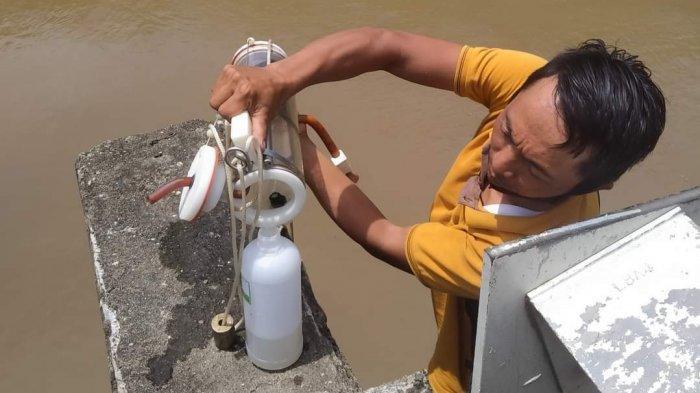 Aktivitas Tambang Liar Jadi Penyebab Ada Merkuri di Air Sungai Bolmong