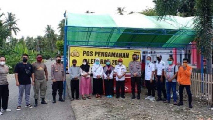 Dimulai Hari Ini, Perbatasan Kabupaten Bolsel dan Gorontalo Akan Ditutup Selama 12 Hari