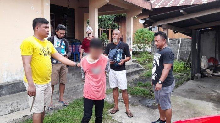 Bang Jack Pimpin Penangkapan Dua Tersangka Penikaman di Kota Bitung
