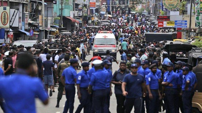 Pengebom Pegang Cucu Saya Lalu Ledakkan Diri, Korban Tewas 310 Orang di Sri Lanka