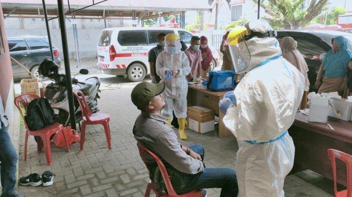 Kabupaten Bolsel Kini Koleksi 2 Kasus Aktif Positif Covid-19